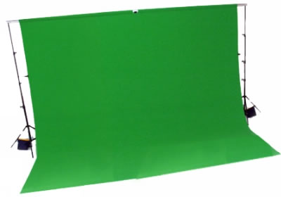 Green and Blue Screens
