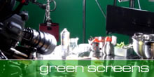 Green & Blue Screens